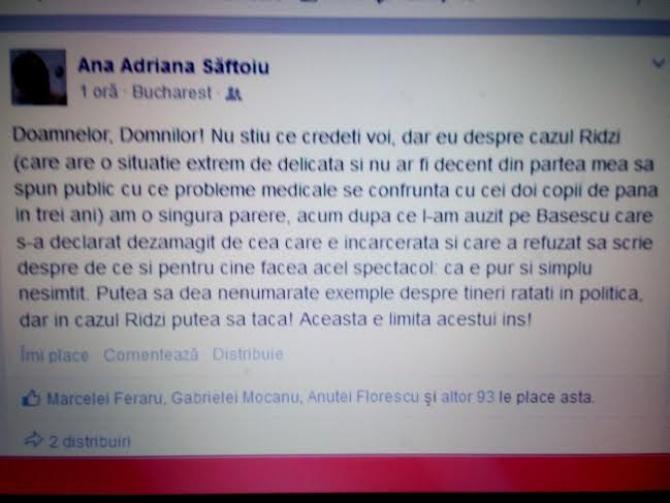 adriana saftoiu facebook