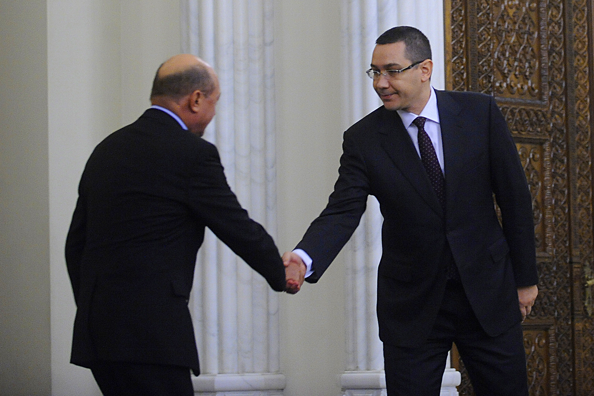 Raed Arafat depune juramantul de investitura in functia de ministru al Sanatatii, in Bucuresti